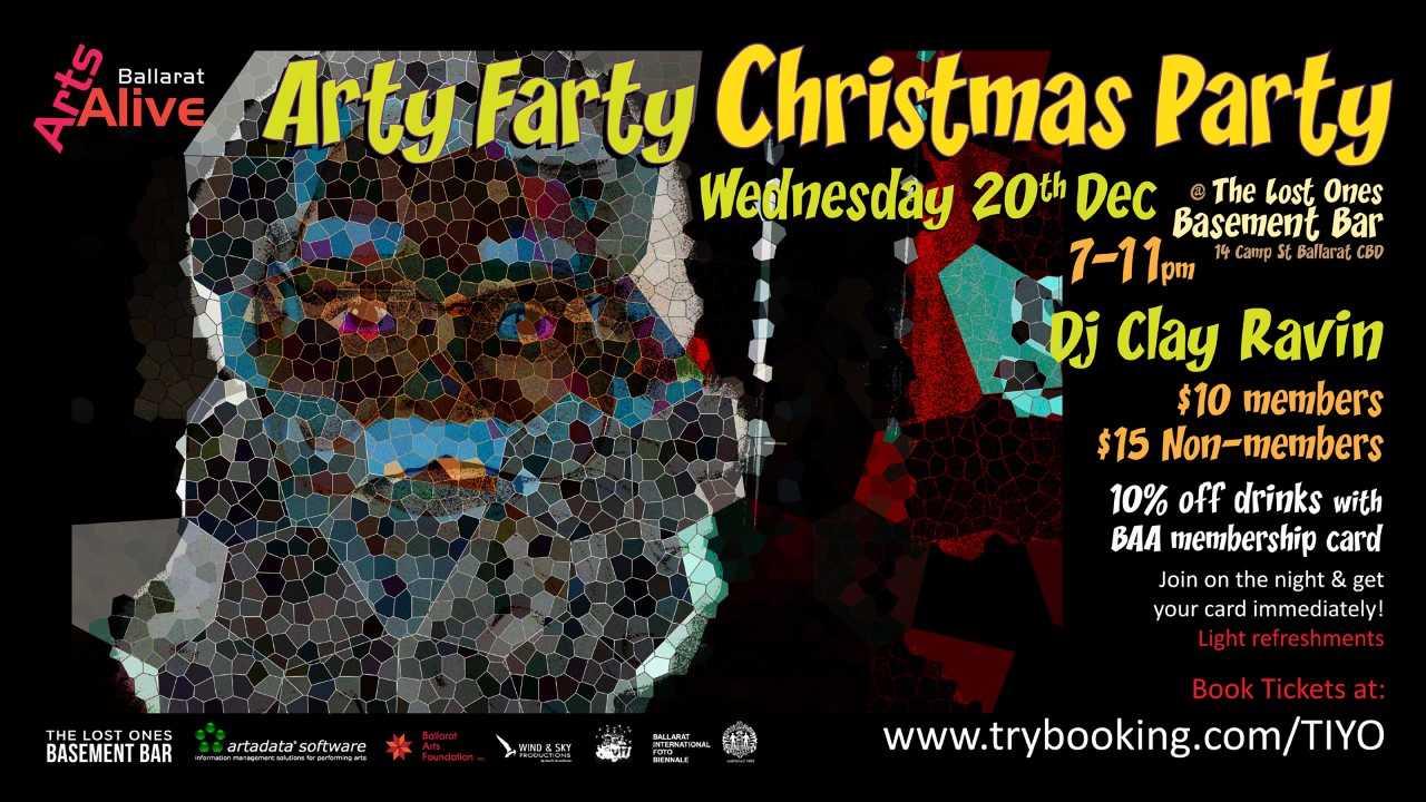 Ballarat Arts Alive Christmas Lost Ones Gallery